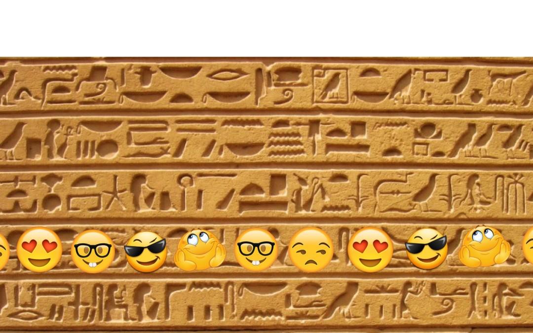 Emoticon: geroglifici moderni o solo un vezzo?
